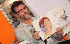 Antonio Calloni lança livro infantil no Rio de Janeiro - O Fuxico