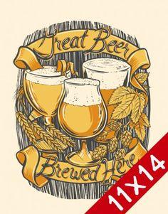 Great+Beer+Brewed+Here+11x14+(Adam+Turman)