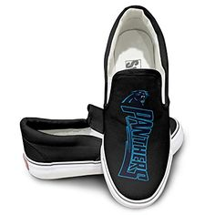 SSDDFF Unisex Design Sport Shoes Carolina American Football Team Panthers Baseball Black >>> Check out this great product.