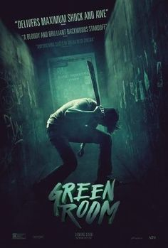 Green Room Castellano Online Hd