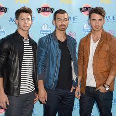 Nick Jonas Jonas Brothers Quote at the 2018 Grammys