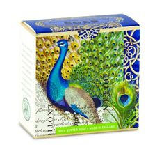 Michel Design Works Little Soap, Peacock, 3.5 Ounce Miche... http://www.amazon.com/dp/B00GZ1I9ZG/ref=cm_sw_r_pi_dp_eB2jxb1756T8F