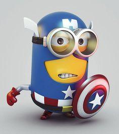 Superhero Minions | minion | Trust Me, I'm A Superhero