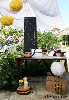 Exterior, Table Decorations, Furniture, Home Decor, Rpg, Outdoor Birthday, Theme Parties, Waterfalls, Mesas