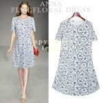 Today's Hot Pick :Floral A-Line Flare Dress http://fashionstylep.com/SFSELFAA0005308/dalphinsen1/out High quality Korean fashion direct from our design studio in South Korea! We offer competitive pricing and guaranteed quality products. If you have any questions about sizing feel free to contact us any time and we can provide detailed measurements.