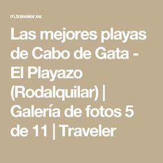 Las mejores playas de Cabo de Gata - El Playazo (Rodalquilar) | Galería de fotos 5 de 11 | Traveler