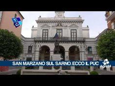 San Marzano sul Sarno. Salerno. Spediti verso la realizzazione del PUC
