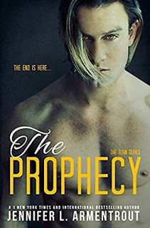 The Reading Faery: Emotional and unputdownable: The Prophecy ARC Revi...