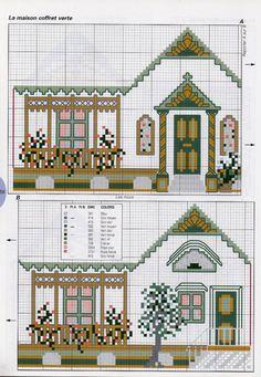 Gallery.ru / Фото #1 - Маленькие домики 3D - miamora