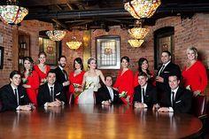 Canadian Club Brand Center Wedding captured by Eryn Shea Photography. www.weddingshows.com