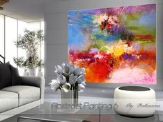 Pralinesims' Abstract Painting 6