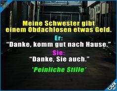 Er hat es aber mit Humor genommen ^^'   #Humor #peinlich #Sprüche #peinlicheStory #fail #Jodel #lustigeSprüche #Meme #lustig