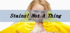 How Can I Get Rid Of Tough Stains? - http://www.myhometricks.com/how-can-i-get-rid-of-tough-stains/ - #Toughstains Treat stains at once, but test the method on a hidden part of the item first. To avoid spreading a stain, dab at it instead of rubbing it, and always work from the outside to the center. Never use hot water, which will set stains. Types Of Stain Stains can be divided into two main types:...