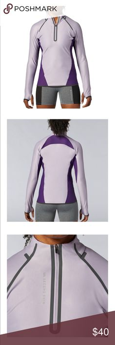 Second Skin Training Top Size: Medium. Brand new, with tags, and never worn. Second Skin Tops Tees - Long Sleeve