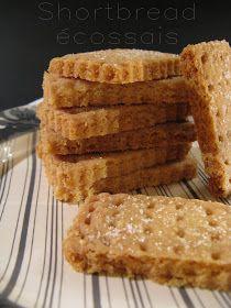 Les Shortbread sont une spécialité des Highlands  (Ecosse) caractérisée par ses trois ingrédients  indissociables, beurre, sucre et farin...