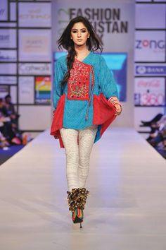 Pakistan - Fashion Week 2012