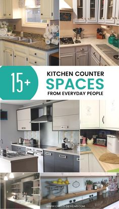 11 Clever Ways To Declutter Kitchen Counters 5b9716b6ec690