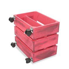 Estantería con Ruedas BOX H