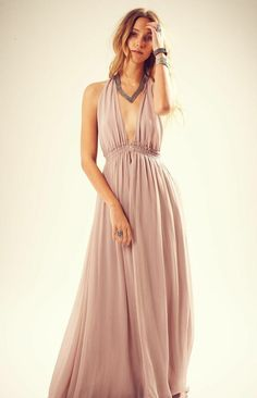 Our signature LSF dress. Perfect for special occasions. Crinkle silk chiffon. Dramatic full skirt and delicate raw edges.
