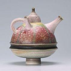 teapot by Geoffrey Swindell