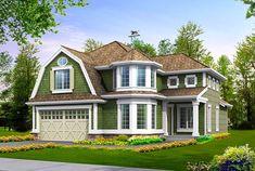 Plan 2303JD: Spacious Craftsman Design