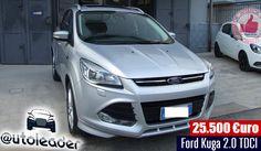 Ford Kuga 2.0 TDCI Da Autoleader http://affariok.blogspot.it/