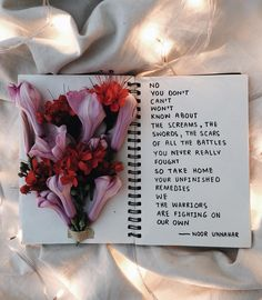 Not your battlefield // poetry by noor unnahar // art journal journaling ideas Wreck This Journal, My Journal, Journal Pages, Bullet Journal, Citation Photo Insta, Noor Unnahar, Poem Quotes, Qoutes, Diary Quotes