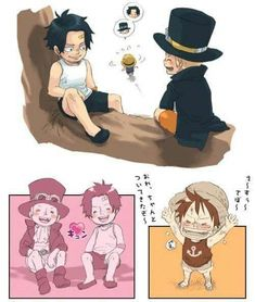 One Piece Anime, One Piece Comic, One Piece Fanart, One Piece Pictures, One Piece Images, Ace Sabo Luffy, One Piece Funny, One Piece Drawing, 0ne Piece