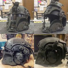 Airsoft hub is a social network that connects people with a passion for airsoft. Talk about the latest airsoft guns, tactical gear or simply share with others on this network Tactical Helmet, Airsoft Gear, Tactical Body Armor, Welding Helmet, Taktischer Helm, Star Wars Helm, Armadura Cosplay, Helmet Armor, Futuristic Armour