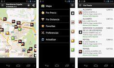 Gasolineras España, encuentra el mejor precio para repostar con esta app Android gratuita