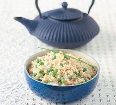 20 συνταγές της μισής ώρας! - www.olivemagazine.gr Rice Ingredients, Orzo, Cauliflower Rice, Cilantro, Potato Salad, Main Dishes, Food And Drink, Easy Meals, Cooking Recipes