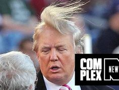 The Donald Trump hair mystery is one of the greatest enigmas of our time—combover, hair transplant, toupee, just pure and simple follicle faux pas?