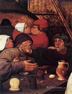 Pieter Bruegel The Elder The Peasant Dance (detail) Oil Painting Reproductions for sale Renaissance Kunst, Renaissance Artists, Renaissance Paintings, Pieter Brueghel El Viejo, Charles Quint, Rennaissance Art, Lascaux, Classical Art Memes, Pieter Bruegel The Elder