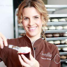 Sprinkle's Cupcake's Strawberry Recipe - Sunset