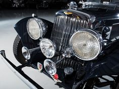 1938 Aston Martin 15/98 'Short-Chassis' Open Sports