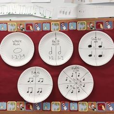 Peters Tuneful Teaching: Amazing Music Math Integration in First Grade! Music Math, Preschool Music, Music Activities, Music Classroom, Music Teachers, Music Education Games, Music Music, Formation Continue, Music Lesson Plans