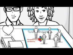 Построение бизнес-модели Александра Остервальдера - YouTube