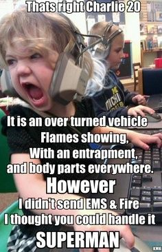Ambulance Dispatcher Meme