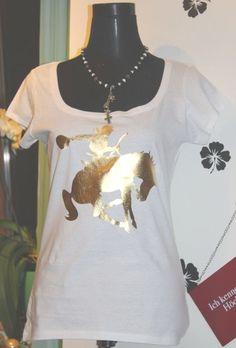Western T-Shirt Rodeo - Tachinedas Kreativshop