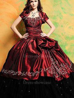Military Ball Gown Dresses   Ball Gown Sleeveless Fine-Netting Sweetheart Military Ball Dress 003