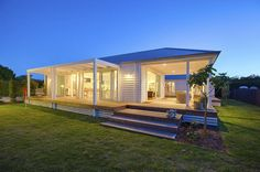 outdoor covered areas nz - Google Search Coastal Landscaping, Exterior, Mansions, Landscape, Google Search, House Styles, Outdoor Decor, Ideas, Home Decor
