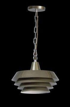 Plafondlamp 'Lamel'   Axeswar Design