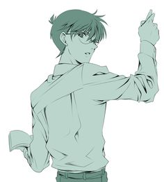 Professor Shinichi