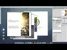 great tutorial- how to make Multi Page PDF with photoshop on a Mac!