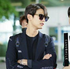160718 Minho - Incheon International Airport