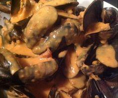 Recette MOULES DE BOUCHOT / Différentes sauces : Roquefort, Chorizo et marinière par Adeline FRANCOIS - recette de la catégorie Poissons