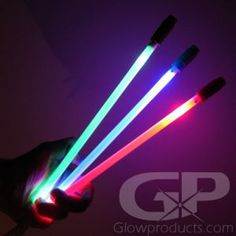 Light Up LED Marker Light Sticks with Ground Stakes in a 4 color assorted color mix. Outdoor marker safety light stick markers for night golf, glow run or camping light stakes. Battery Powered Led Lights, Battery Operated Lights, Led Light Stick, Light Up, Glow Run, Neon Glow, Glow Party, Camping Lights, Glow Sticks