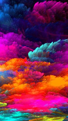 Why Predicting Trends Doesn't Help Prepare For The Future Why Predicting Trends Doesn't Help Prepare For The Future,… LET IT RAINBOW … Ein bisschen Regenbogen. Different Types Of Colours, All The Colors, True Colors, Lucky Colour, Color Harmony, World Of Color, Rainbow Colors, Cool Art, Awesome Art