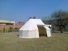 Medival Knights tent / 6x4 Metre Maidens Tent
