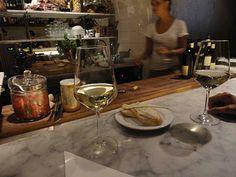 il sanito - incredible wine bar; accidental find. via santo spirito, 66r (adjoining il santo bevitore).